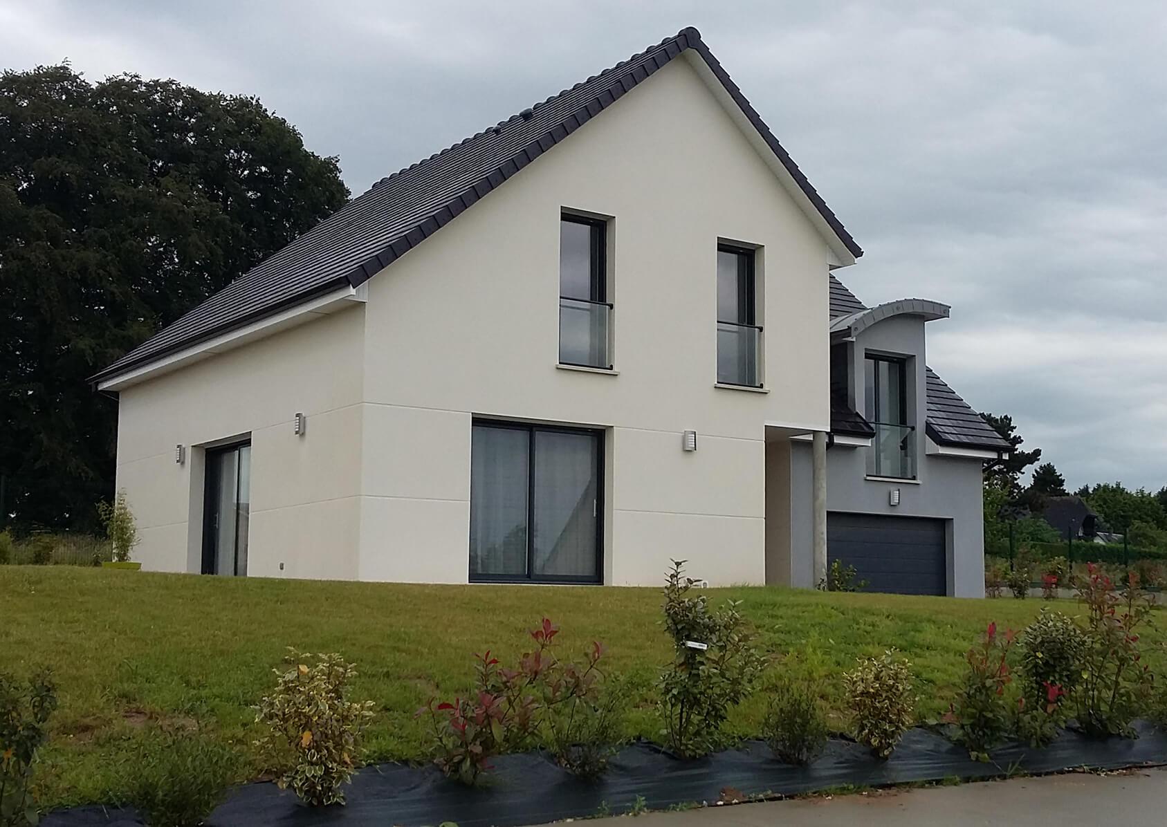 Votre constructeur de maisons individuelles à Rouen